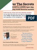 Making Money Financial Spread Trading Vince Stanzione