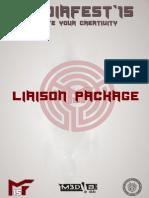 Liaison Package MediaFest 2015