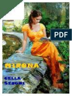 Cella Serghi - Cartea Mironei