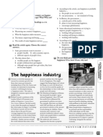 1 Happiness b1 Reading