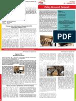 PRN Newsletter Ed.3 September 2014