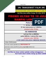 List Film Tangenist 10 Juli 2012(1)