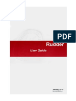 3836.2.Rudder - User Guide