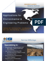 HGI 2011 Geophysical Applications Overview