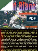 Mont Blanc - Traversarea.pps