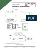 NTC 811413 a 417 - Reator Integrado Para Lâmpada Vapor de Sódio