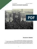 El Revisionismo y La Revolución Espontánea