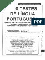 1000 Exercícios de Portugues