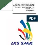 CADD BUILDING - Informasi Lomba LKS 2015.doc