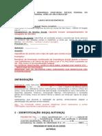 Modelo de Laudo Socioeconômico Abril2013