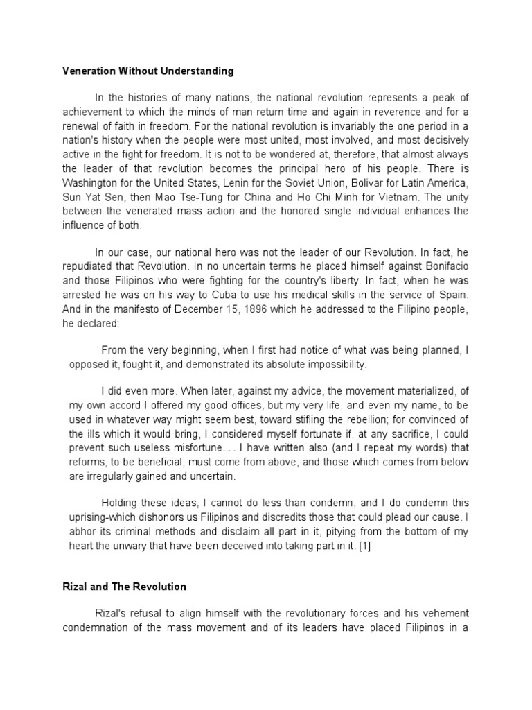 Personal experiences essay - Can