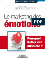 Intelligence emotionnelle en marketing