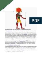 Mitologia egipteana