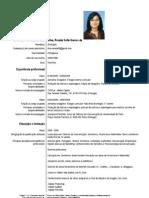 Curriculum VitaeSM RenataSilva