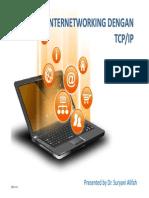 P4- Internetwork Dengan TCP-IP