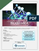 Fundamentos de Bioquimica Para Ciencias de La Salud