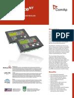 InteliLite NT 5 Models Leaflet 2013-11 CPLEILNT