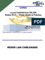 Redes LAN Cableadas