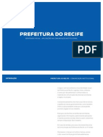 Manual de uso de marca - Recife