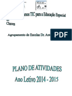 Plano Atividades 2014_2015 CRTICCHAVES