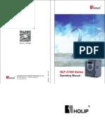 HLP-C100 Series Operating Manual