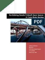 Revitalizing Derelict Unbuilt-Upon Space a Case Study Review-libre