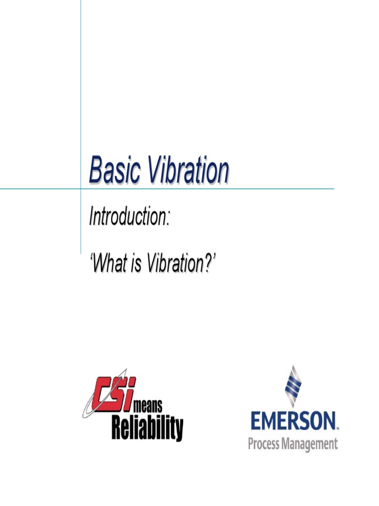 Basic Vibration [Read-Only] | Belt (Mechanical) | Gear