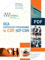 Icp Csr Brochure