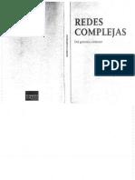 2008 - Solé Ricard - Redes Complejas. Del Genoma Humano a Internet