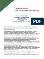 Giuseppe Tortora  Pasquale Galluppi e la filosofia del suo tempo
