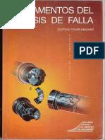 Fundamentos Del Analisis de Falla