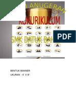 Bentuk Banner