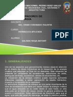 Diapositivas Disipadores de Energia