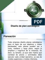 Diseño de Plan estrategico