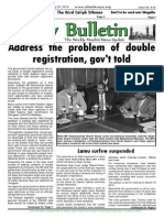 Friday Bulletin 616