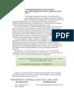 INVENTARIO Y VALORIZACIÓN DE ACTIVOS FIJOS DESVALORIZADOS COMO OBSOLETOS EN EL EJERCICIO 2000