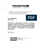 Regelwerk - ATV-A 126e