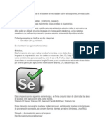 Comparativo herramientas de prueba de software