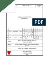 Design Basis IMFA