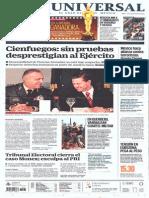 GradoCeroPress Vier 20 Feb 2015 Portadas Medios Nacionales