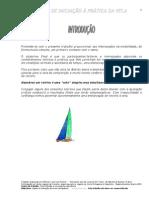 Dossier de Iniciação à Pratica Da Vela