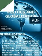 Politics and Globalization