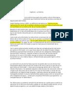 Monografia Semiotica audiovisual en la noticia Cap 1 1A