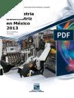 La Industria Automotriz En México 2013