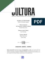 Revista Cultura 89