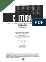 Revista Cultura 91-92