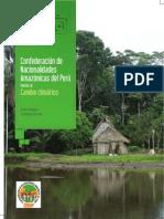 Estrategia Institucional de CONAP por la COP20