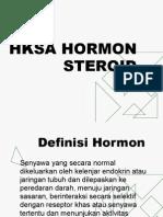 Hksa Hormon Steroid