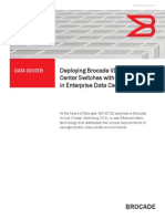 Brocade VDX VCX Use Cases WhitePaper