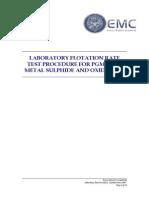 EMC Lab Float Procedure Update 3 Generic Nov09